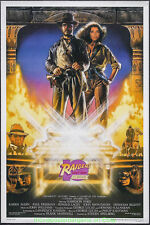 RAIDERS OF THE LOST ARK MOVIE POSTER 27x41 Inch 10th Ann. Drew Struzan Artwork