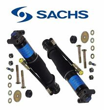 Set of 2 Rear (Left & Right) Mercedes W210 E320 Shock Absorber Sachs 2103200913