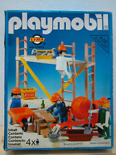 Playmobil Geobra Βuilders 3492 BY LYRA MADE IN GREECE 1974 VERY NICE RARE PIECE