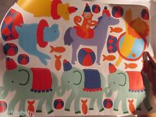 CIRCUS WALL DECALS - ELEPHANT - SEAL - LION - BEAR - MONKEY - STICKER MURAL ART