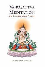 Vajrasattva Meditation: An Illustrated Guide-ExLibrary