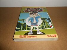 Case Closed (Detective Boy Conan) Vol. 13 by Gosho Aoyama Manga Book in English