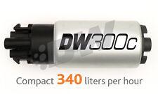 DEATSCH WERKS DW300c Compact In-Tank Fuel Pump for Subaru STI 08-15