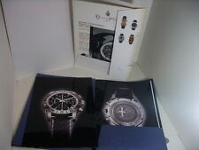 Chopard and Cuervo y Sobrinos press kits lot