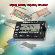 RC CellMeter-7 Digital Battery Capacity Checker For LiPo LiFe Li-ion Nicd NiMH