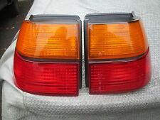 VW Corrado left rear 1/4 panel tail lamp assb.