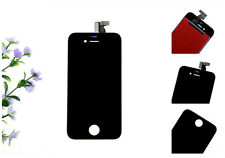 Black Replacement For iPhone 4 LCD Touch Screen Digitizer Assembly GSM AT&T