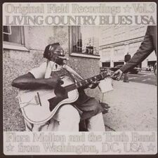 Living Country Blues USA, Vol. 3 by Flora Molton & the Truth Band/Flora...