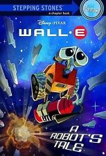 A Robot's Tale (Wall - E Disney Chapters)-ExLibrary