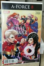 A-force #8 regular cover