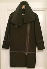 All Saints Elana Parka autumn/winter women coat size S RRP £398