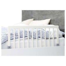 Barrière de sécurité en bois pour lit blanc Baby Dan