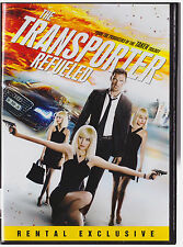 TRANSPORTER REFUELED (DVD, 2015) RENTAL EXCLUSIVE