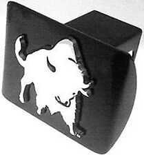 West Texas A&M Black Metal Hitch Cover