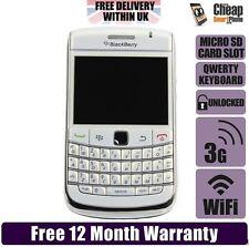 BlackBerry Bold 9780 Unlocked Sim-Free 5MP New 3G BBM Mobile Phone - White