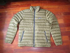 AUTH NEW PATAGONIA DOWN SWEATER FALLING FEATHERS MENS SZ XS