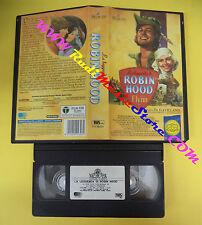 VHS film LA LEGGENDA DI ROBIN HOOD 1991 MGM GLI SCUDI PIV 99234 (F105) no dvd