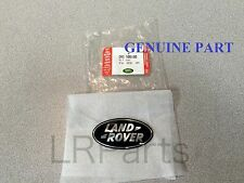 LAND ROVER DISCOVERY FREELANDER RANGE SPORT LR3 BLACK GRILLE BADGE GENUINE NEW