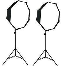 Photography quick set up softbox Continuous Light Video portrait Lighting kit