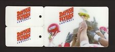 2003 Dayton Flyers Football Schedule--White Allen--w/Keychain Schedules