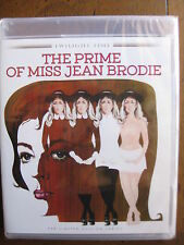 THE PRIME OF MISS JEAN BRODIE (1969) (Blu-Ray) TWILIGHT TIME - BRAND NEW!!!