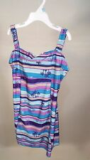 SUN PROTECTION Women Bathing modest swim Suit Cover XS swimming free ship