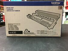 GENUINE BROTHER DR-630 DRUM UNIT, NEW, opened bag/box