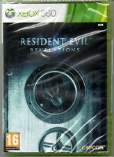 Resident Evil Revelations   'New & Sealed' *XBOX 360*