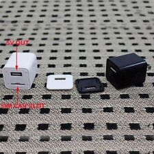 SIM Card Voice Activated Spy USB Charger GPS Tracker Audio Ear SPY Eavesdrop BUG