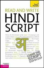 Read and Write Hindi Script: A Teach Yourself Guide TY: Language Guides