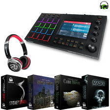 AKAI MPC Touch and Numark HF150 Headphones Bundle