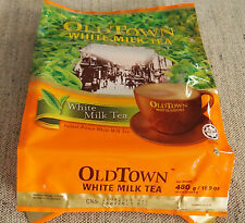 2 bags - OldTown White Milk Tea 3 in 1 IPOH, MALAYSIA 2 bags of 12 = 24 sachets