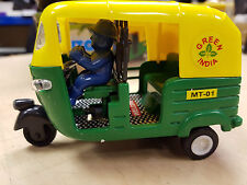 Model India Tuk Tuk / Autorickshaw / Rickshaw Taxi BRAND NEW BOXED FROM UK