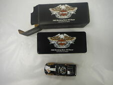 HARLEY DAVIDSON COLLECTIBLE MODEL 1969 MUSTANG BOSS 302 RACER
