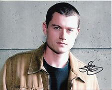 JAMES BADGE DALE hand-signed 24 color 8x10 w/ uacc rd coa STUNNING CLOSEUP