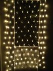 150 Clear/White Net Micro Lights Low Voltage/Tree/Wall Indoor/outdoor Christmas