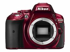Nikon D5300 24.2 MP Digital SLR Camera - Red (Body only)  BRAND NEW