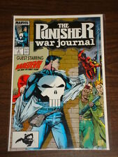 PUNISHER WAR JOURNAL #2 VOL1 SCARCE DAREDEVIL AP DECEMBER 1988