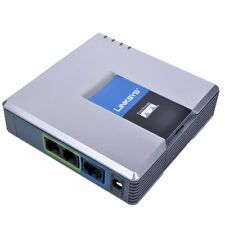 New UNLOCKED LINKSYS CISCO PAP2T-NA PAP2T phone VoIP SIP Gateway Adapter