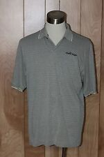MEN'S ARNOLD PALMER GOLF SHORT SLEEVE POLO SHIRT-SIZE: LARGE