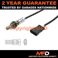 FIAT MULTIPLA 1.6 16V (1999-2000) 4 WIRE FRONT LAMBDA OXYGEN SENSOR O2 EXHAUST