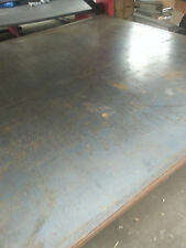 """HOT ROLLED STEEL PLATE / SHEET A-36  1/8"""" x 24"""" x 24"""""""