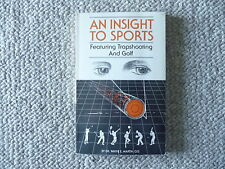 An Insight to Sports by Wayne F. Martin (1985, Paperback)