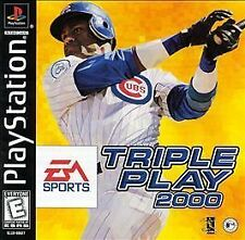 Triple Play 2000, Good PlayStation, Playstation Video Games