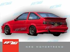 AE86 Corolla 2 Door Hatchback Trueno style Poly Fiber side skirts body kit