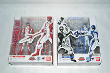 Bandai S.H.Figuarts Bouken Red Black Blue Boukenger Power Rangers Overdrive NEW