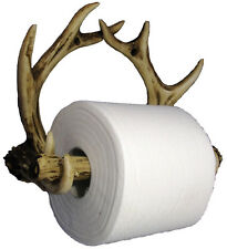 Antler Toilet paper holder,deer,moose,OUR MOST POPULAR! Cabin home decor  4046