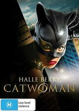 CATWOMAN Halle Berry DVD NEW