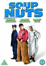 SOUP TO NUTS DVD 30S MUSICAL COMEDY FILM MOVIE THE THREE STOOGES