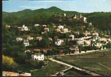 POSTAL DE GELIDA . LOS NARANJOS Y CASTILLO . BARCELONA . MAS EN MI TIENDA CC1845